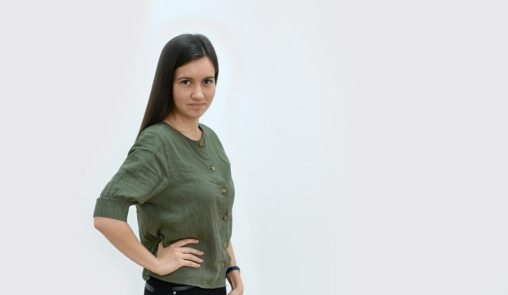 Галимова Алина Дмитриевна