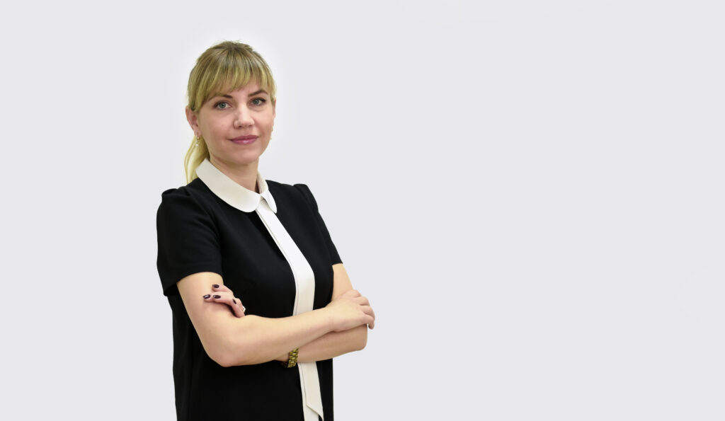 Прокопова Екатерина Валерьевна
